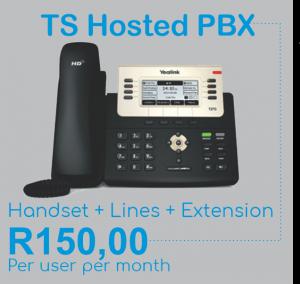 TS Hosted PBX