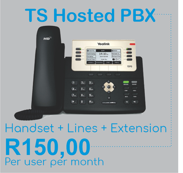 TS Hosted PBX