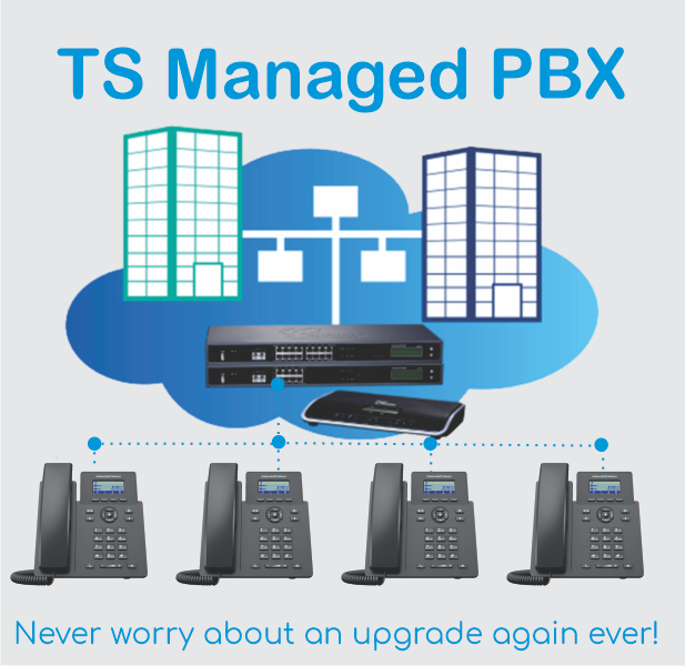 TS Managed PBX