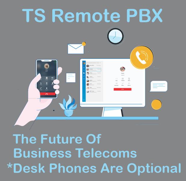 TS Remote PBX