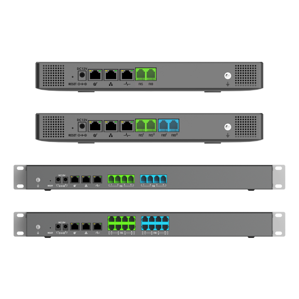 VoIP PABX UCM series back
