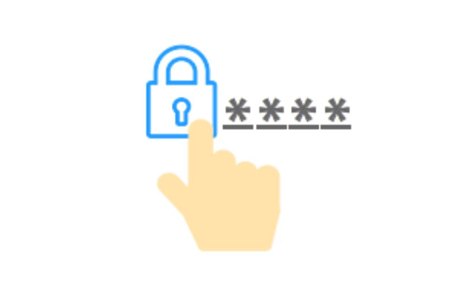 random password