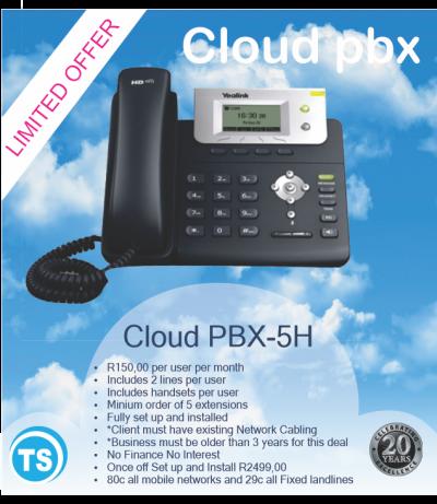 Cloud PABX